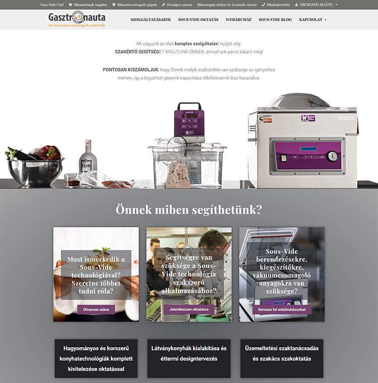 gasztronautakft-weboldal